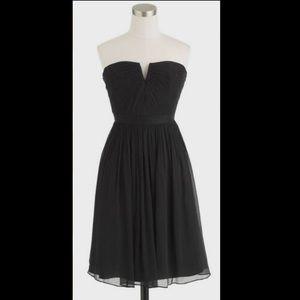 J. Crew Nadia Strapless Dress